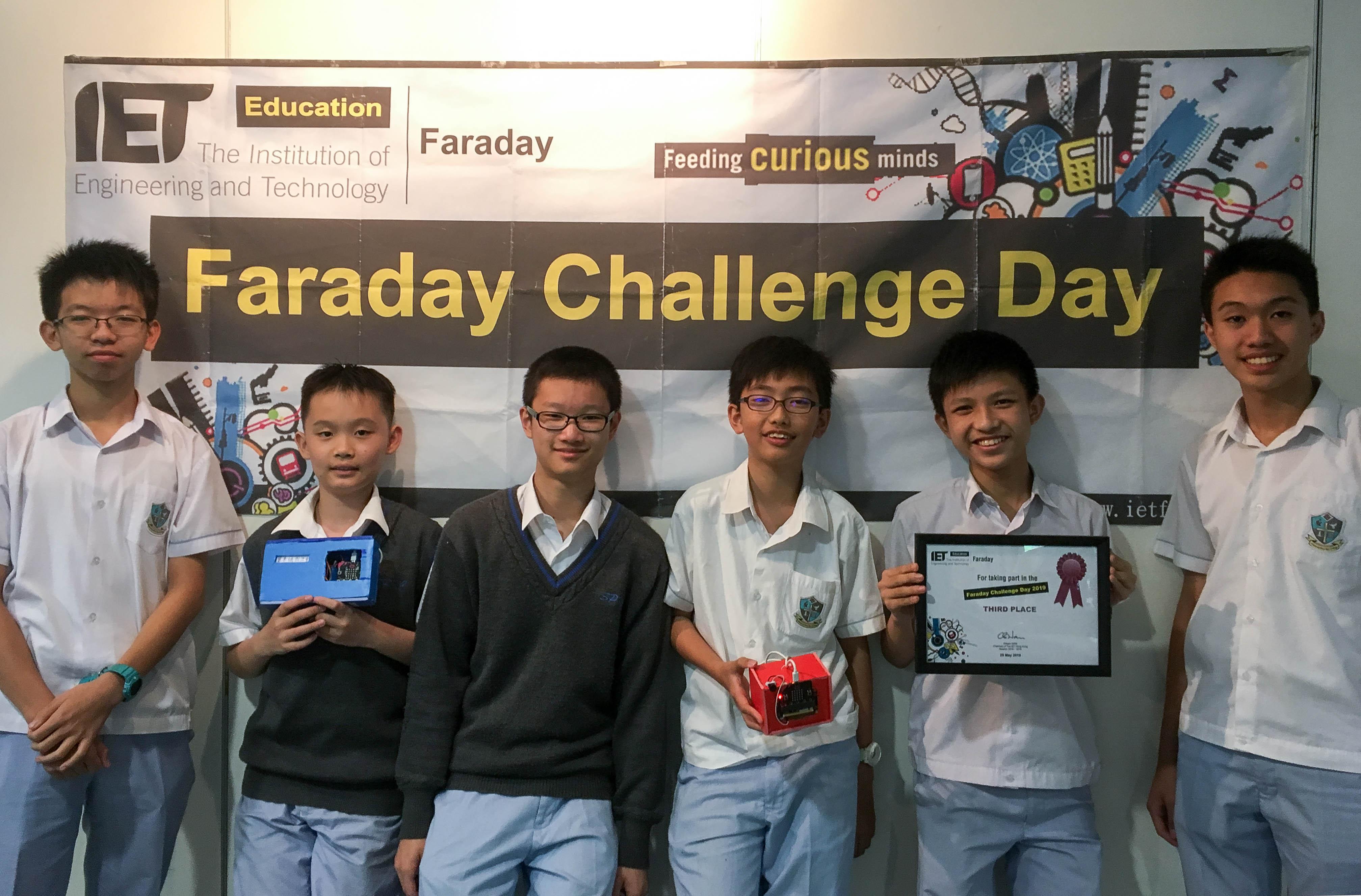 IET Faraday Challenge Days 2019
