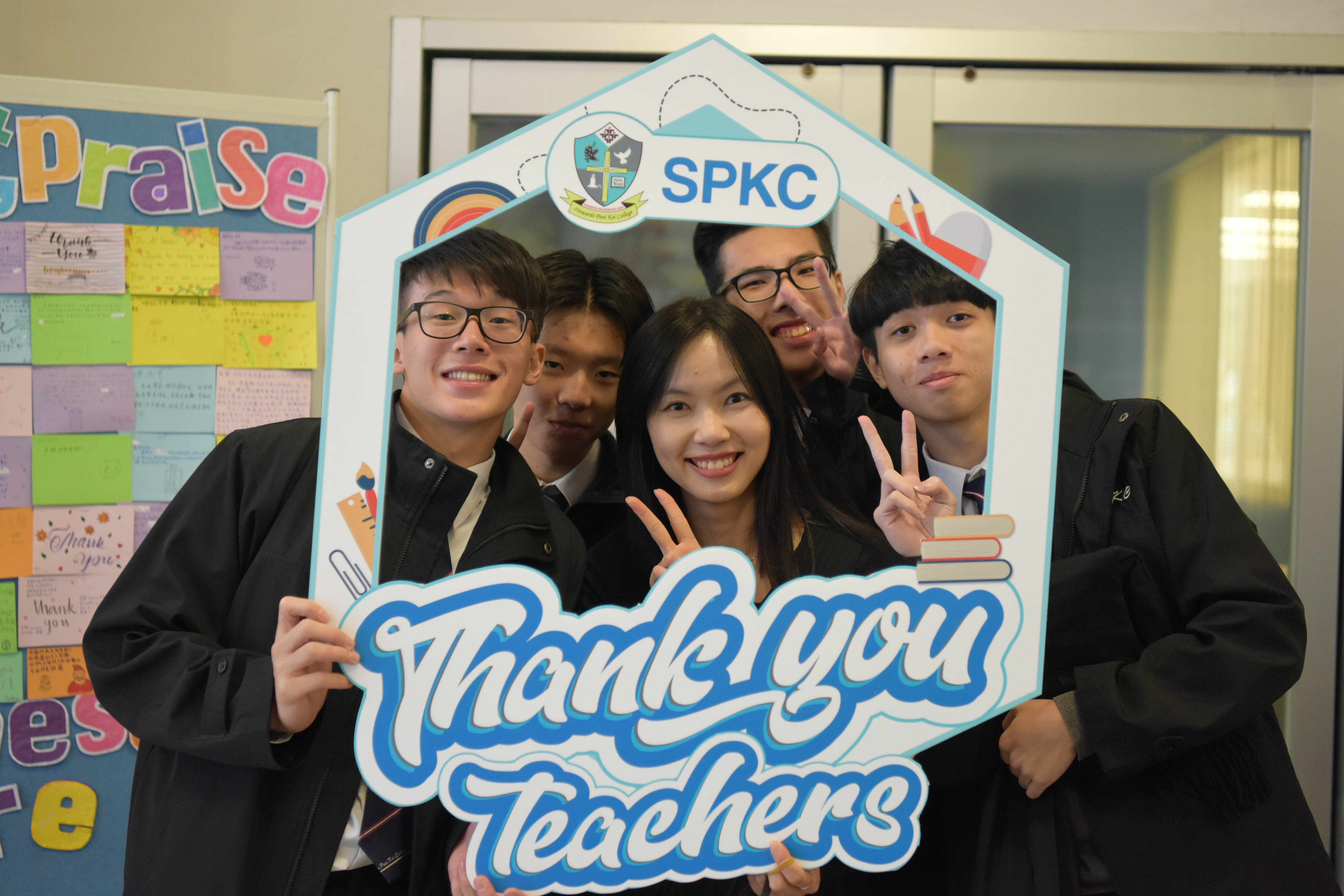"""Thanksgiving Day of SPKC 2019"""
