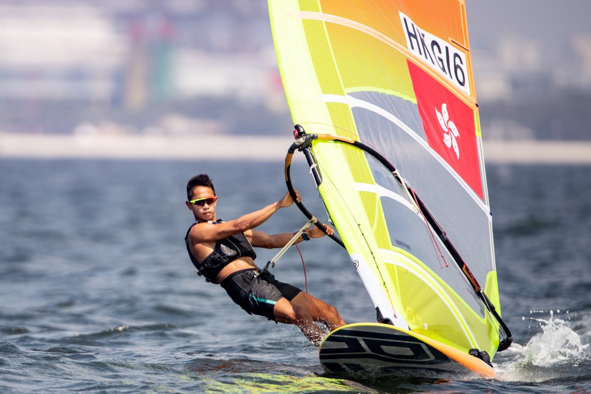 Pooikeinian@Tokyo Olympics – Michael Cheng